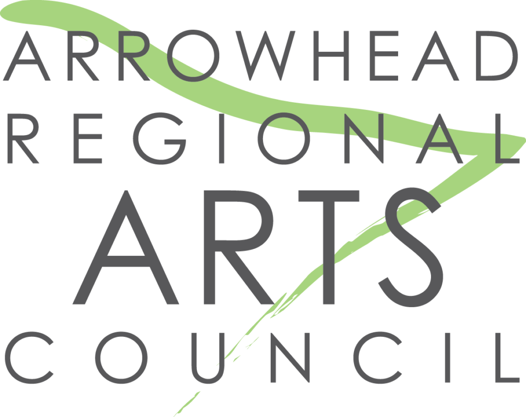 Arrowhead Arts Council logo