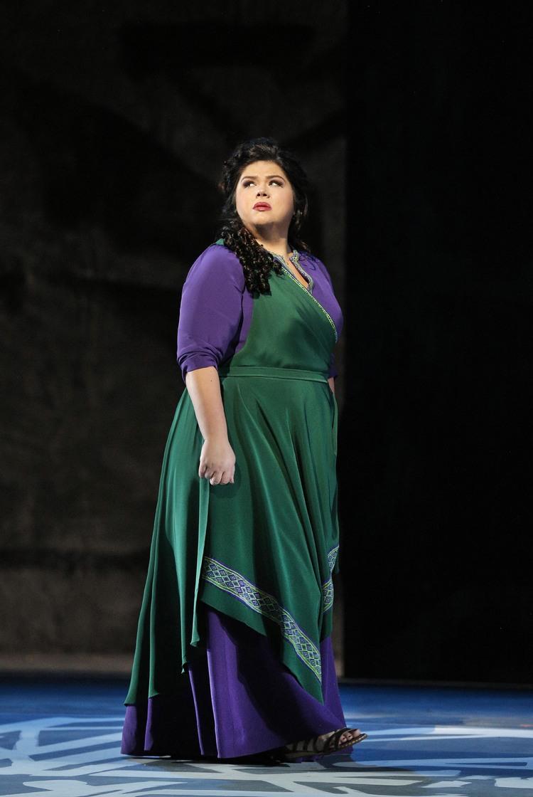 Leah Crocetto as Aida
