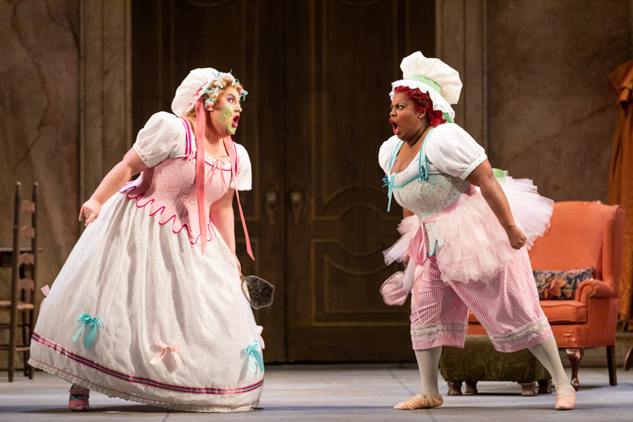 Cinderella's Ugly Step Sisters