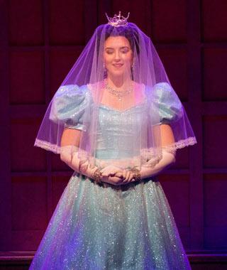 Allysa Martin as Cinderella